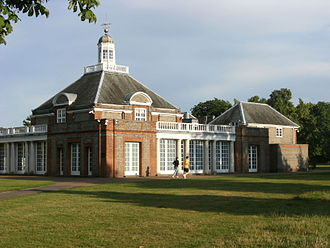 Serpentine Galleries - Serpentine Gallery