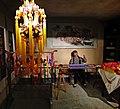 20120730甘肃兰州黄河北岸白塔山下博物馆展室场景刺绣店1 - panoramio.jpg