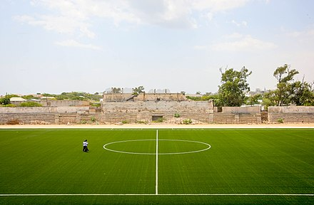 The Banadir Stadium being renovated. 2012 01 12 MGD Stadiums e (8394616568).jpg