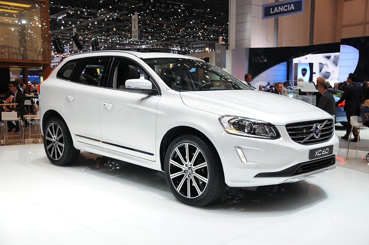 volvo xc60 wikipedia la enciclopedia libre. Black Bedroom Furniture Sets. Home Design Ideas