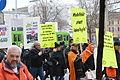 2013-03-09 D-Linie Stadtbahn Hannover, Demonstration Scheelhaase und D-Tunnel jetzt (09).JPG