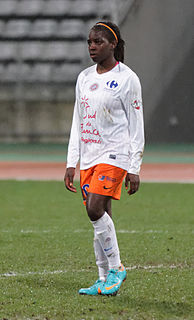 Viviane Asseyi Association footballer