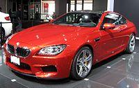 2013 BMW M6 coupe -- 2012 NYIAS.JPG