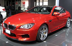 BMW 6 Series (F06/F12/F13) - F13 M6 coupe