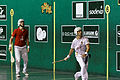 2013 Basque Pelota World Cup - Paleta Cuero - France vs Spain 14.jpg