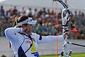 2013 FITA Archery World Cup - Women's individual compound - Final - 25.jpg