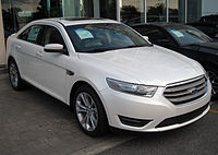 2013 Ford Taurus SHO Facelift.jpg & List of Ford vehicles - Wikipedia markmcfarlin.com