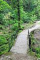 2014 Nowy Aton, Historyczny szlak w kanionie rzeki Psyrccha (16).jpg