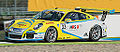 2014 Porsche Carrera Cup HockenheimringII Jaap van Lagen by 2eight 8SC2830.jpg