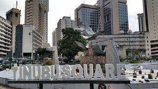 Lagos Metropolis in Nigeria