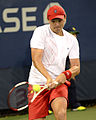 2014 US Open (Tennis) - Qualifying Rounds - Andreas Beck (15059275812).jpg