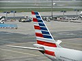 2015-10-14 Heck des American Airlines Airbus A330 (freddy2001).jpg