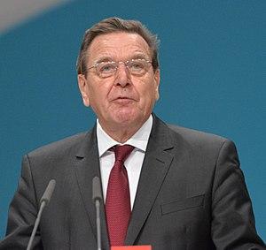 Gerhard Schröder - Schröder in 2015