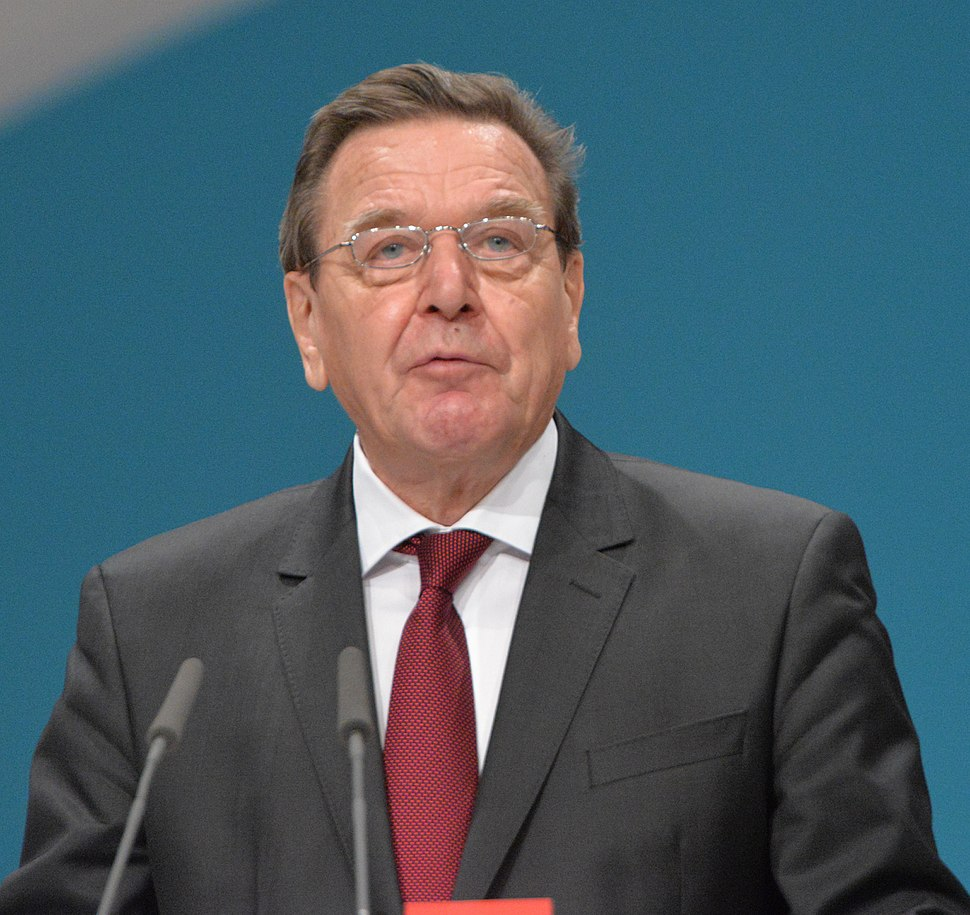 2015-12 Gerhard Schröder SPD Bundesparteitag by Olaf Kosinsky-17.jpg