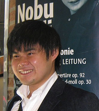 Nobuyuki Tsujii - In Munich 2015