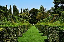 les sculptures vgtales - Jardin D Eyrignac