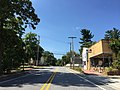 2016-09-13 13 01 53 View west along Maryland State Route 564 (9th Street) between Chapel Avenue and Maple Avenue in Bowie, Prince Georges County, Maryland.jpg