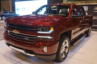 Chevrolet - 2016 Chevrolet Silverado