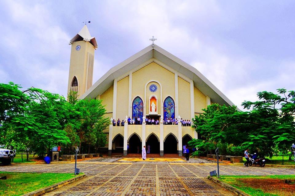 2017-03-30 Kathedrale von Dili 1