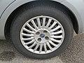 2017-10-17 (111) Bridgestone B 250 175-65 R 15 84 T tire at Bahnhof Pöchlarn.jpg