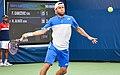 2017 US Open Tennis - Qualifying Rounds - Radu Albot (MDA) (27) def. Frank Dancevic (CAN) (36337886723).jpg