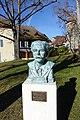 2018-01-24 Bust of Gabriel Fauré @ Parc Gabriel Fauré @ Annecy-le-Vieux.jpg