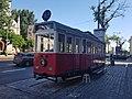 2018-07-05 Historical tram in Warsaw.jpg