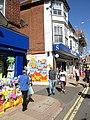 2018-08-31 Mural, WH Smiths, Sheringham (2).JPG