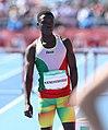 2018-10-16 Stage 2 (Boys' 400 metre hurdles) at 2018 Summer Youth Olympics by Sandro Halank–015.jpg