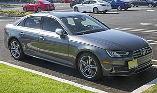 Audi S4 Motor vehicle