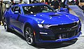 2019 Chevrolet Camaro SS front NYIAS 2019.jpg