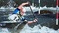 2019 ICF Canoe slalom World Championships 013 - Klara Olazabal.jpg