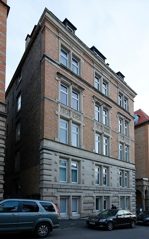 20201203 Schützenstraße 8 - Stuttgart