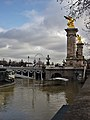 26-Jan-2018 Crue de la Seine - Pont Alexandre 3 - Paris.jpg