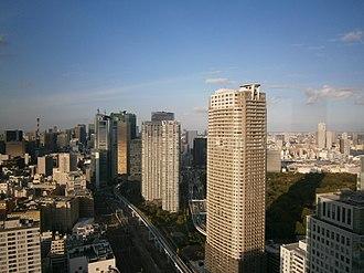 Hamamatsuchō - Image: 2 Chome Hamamatsuchō, Minato ku, Tōkyō to 105 0013, Japan panoramio (9)
