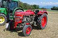 3ème Salon des tracteurs anciens - Moulin de Chiblins - 18082013 - Tracteur Hurlimann D150S - 1971 - gauche.jpg