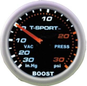 Boost gauge - 30 psi Boost gauge