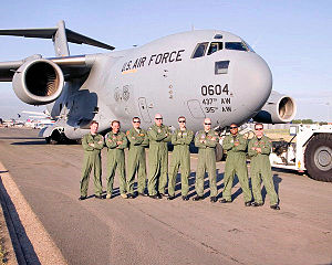 315th Airlift Wing - Members of the 315th and 437th Airlift Wings, Joint Base Charleston, S.C., participated in the International Paris Air Show in Le Bourget, France, 18 June 2009.
