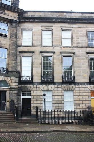 Thomas Charles Hope - 31 Moray Place, Edinburgh