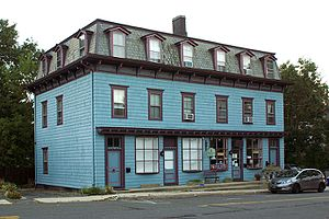 National Register of Historic Places listings in Oyster Bay (town), New York - Image: 357 359 Sea Cliff Avenue sm