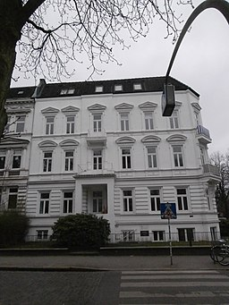 Wohlers Allee in Hamburg