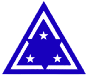 3rd Infantry Division (South Korea) - 3rd Infantry Division insignia