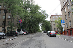 3-й Верхний Михайловский проезд — Википедия