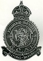 438 sqn Wildcat pin made in Flensburg 1945.jpg