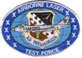 452d Flight Test Squadron - Airborne Laser Task Force.png