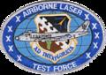 452d Flight Test Squadron - Airborne Laser Task Force.png