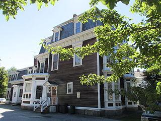 Sen. William P. Frye House United States historic place
