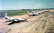 47th Bombardment Wing - B-45 tornadoes