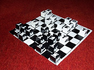 Cubic Chess - Image: 4celni