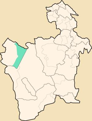 Tahua Municipality